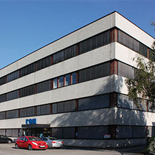 Our offices in Enzberg